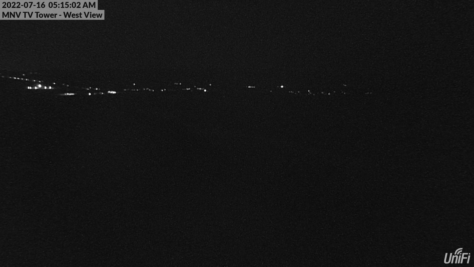 Moapa Valley Webcam - Glendale from The Moapa Valley TV Maintenance District Tower